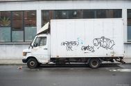 graffiti parking